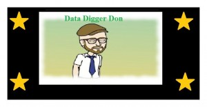 DATA DIGGER DON